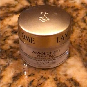 Lancome Absolue Eye Premium .20 oz travel size